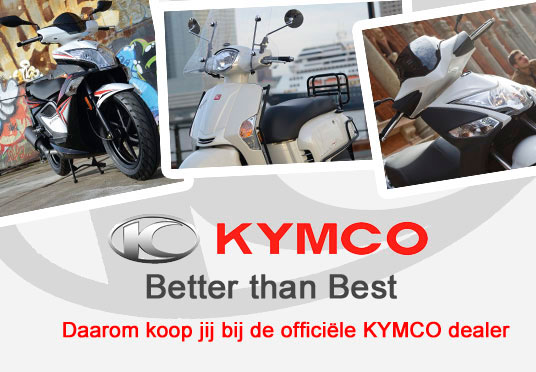 kymco-officiele-dealer