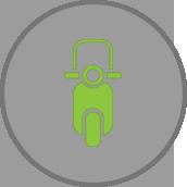 dienst-scooters